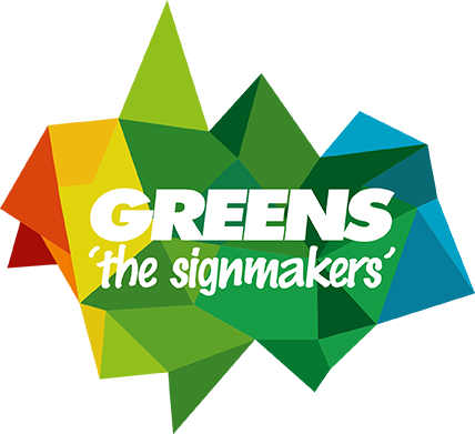 Greens Signmakers